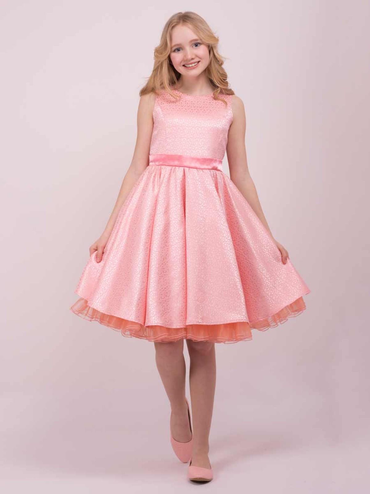 Подростковые платья для девочек